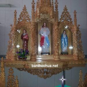 BÀN THỜ CÔNG GIÁO BT06