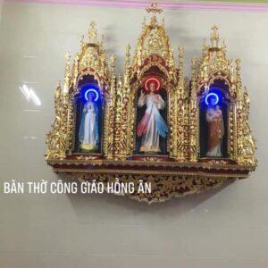 bàn thờ công giáo