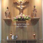 Những mẫu đồ thờ Công Giáo cần có trong gia đình
