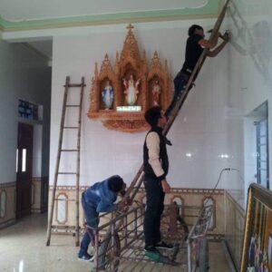 Nhà khách ở Thái Bình