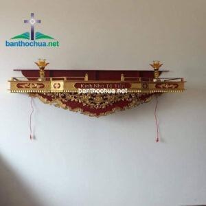 Bàn thờ gia tiên BTG04