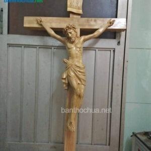 Tượng Chúa Chịu Nạn HD01