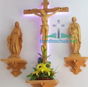 Top 10 website mua bàn thờ Công giáo uy tín nhất Việt Nam