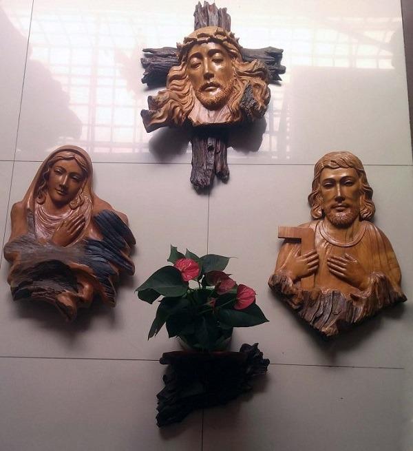 NHỮNG MẪU BÀN THỜ THIÊN CHÚA ĐẸP VÀ CÁCH TRANG TRÍ ĐÚNG