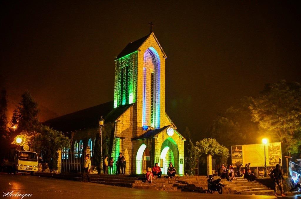 5 Thành phố đón giáng sinh đẹp nhất Việt Nam