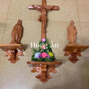 Kệ Bàn Thờ Công Giáo bệ rời