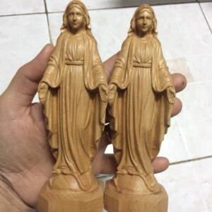 tượng công giáo để ô tô – tượng đức mẹ ban ơn