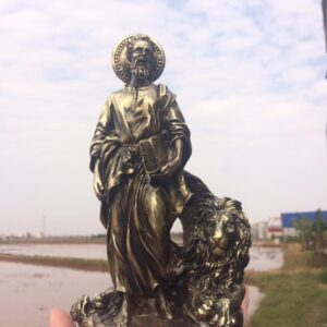 Tượng Công Giáo – Thánh Máccô – bằng đồng