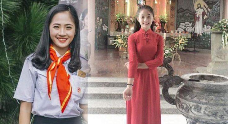 Xin cộng đoàn giúp đỡ tìm em Em Hoàng Thị Thảo Vân mất tích, xứ Đoàn Antôn Yên Lạc