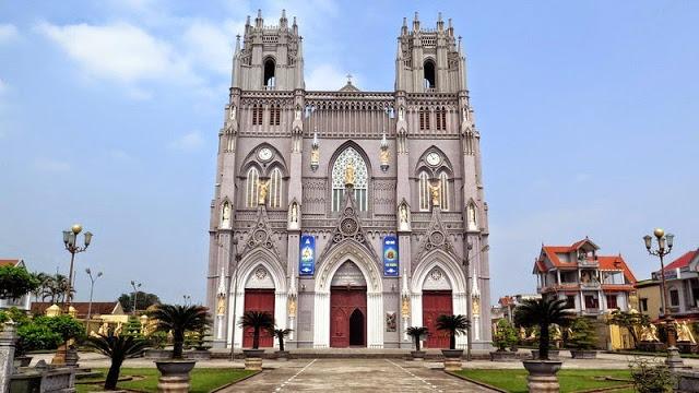 4 Vương cung Thánh đường lớn nhất ở Việt Nam