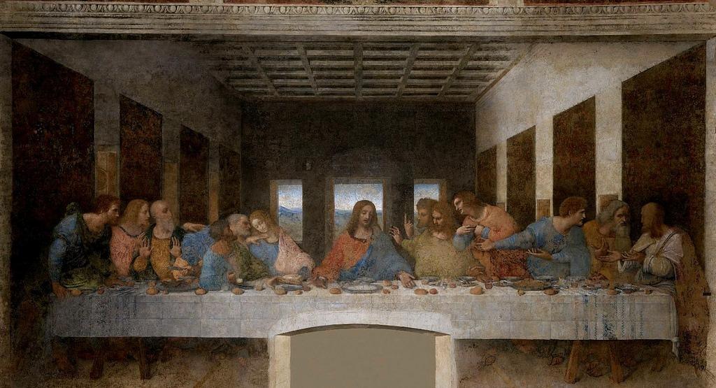 12 Bức tranh tôn giáo nổi bật - phần 1