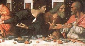 """Leonardo da Vinci và những điều đặc biệt trong bức """"Bữa tiệc cuối cùng"""""""