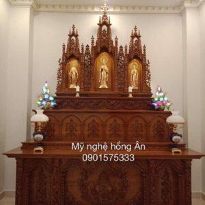 Bàn Thờ Thiên Chúa – nhà khách ở Ninh Bình