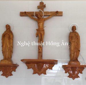 Địa chỉ mua bàn thờ công giáo tại hà nội và tphcm