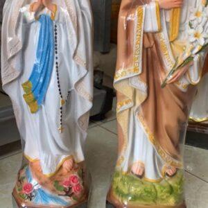 Tượng thánh gia, Giuse, Đức Mẹ TC12