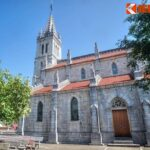 Nhà thờ đá cổ 'độc đáo nhất Đông Dương' ở xứ Nghệ