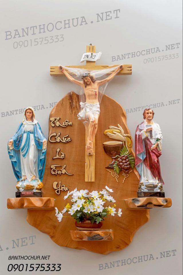 bàn thờ chúa nghệ thuật