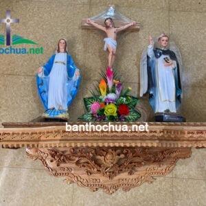 Bàn thờ Chúa đẹp HA01