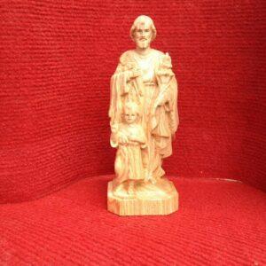 Tượng Giuse và Chúa hài đồng cỡ nhỏ