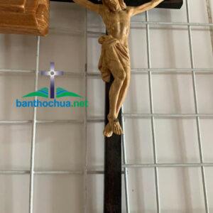Tượng thánh giá gỗ TC54