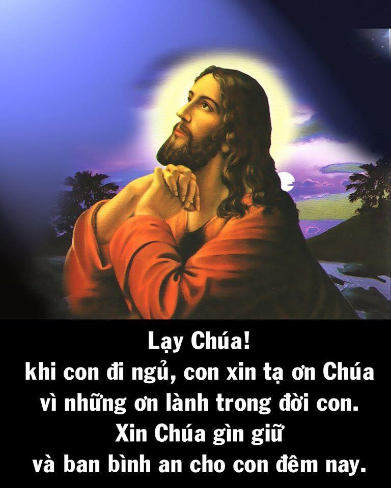 Chua Giesu Cau Nguyen