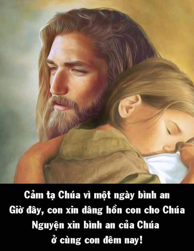 Chua Giesu Ui An