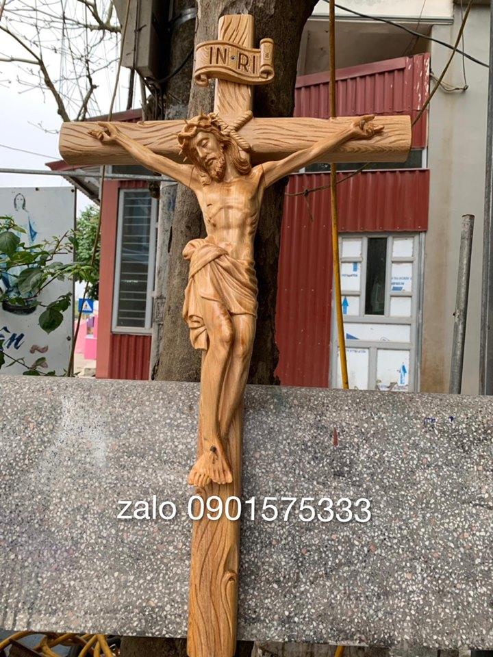 thánh giá gỗ chúa giêsu
